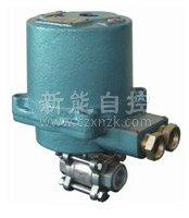 MGQ矿用小口径高压电动阀